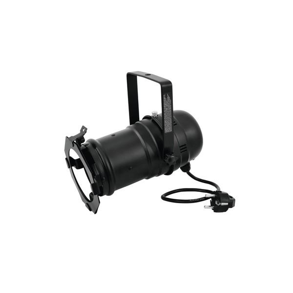 Eurolite PAR-30 Spotlight, Black