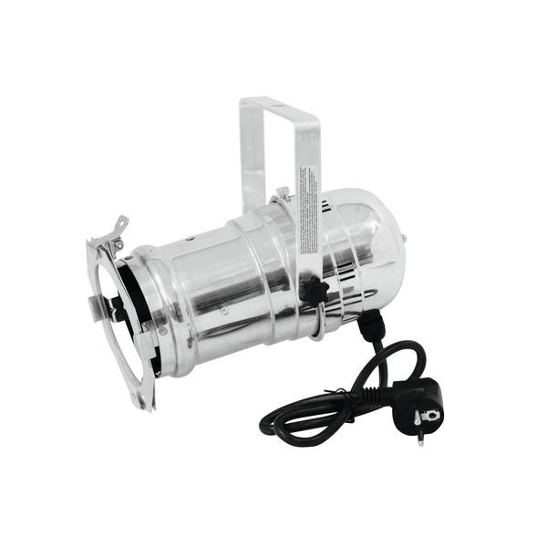 Eurolite PAR-30 Spotlight, Silver