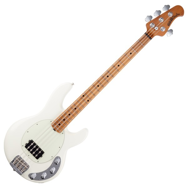 Music Man StingRay Special Bass 2018 MN, Ivory White