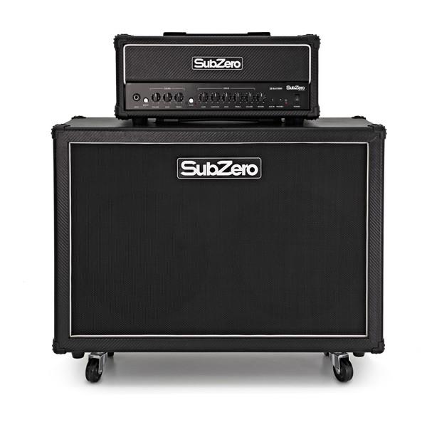 """SubZero 100W Head + 2 x 12"""" Cabinet"""