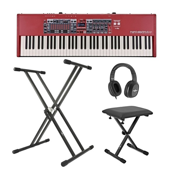 Nord Electro 6 HP 73-Note Keyboard with Free Accessories - Main
