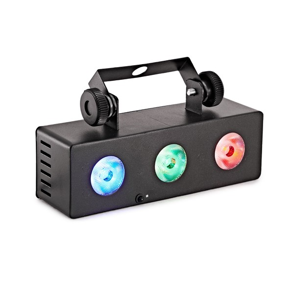 9W Party Bank LED Light by Gear4music