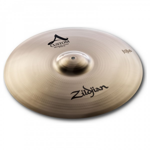 Zildjian A Custom 19'' Medium Crash Cymbal - Main Image