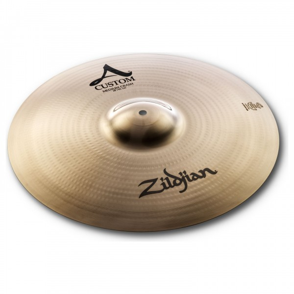 Zildjian A Custom 18'' Medium Crash Cymbal - Main Image