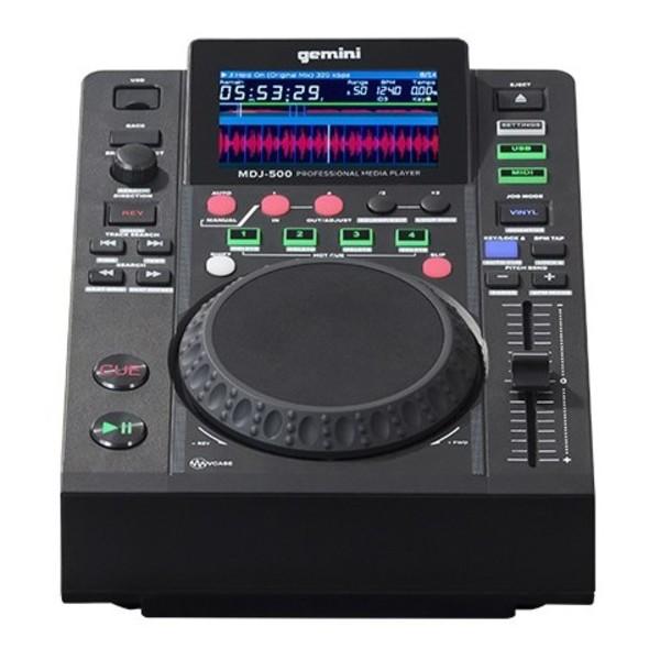 Gemini MDJ-500 Professional USB Media Player 1