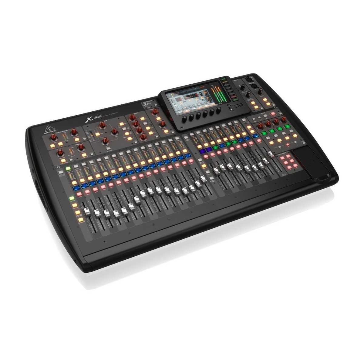 behringer x32 32 channel digital mixer with gator g tour x32ndh case at gear4music. Black Bedroom Furniture Sets. Home Design Ideas