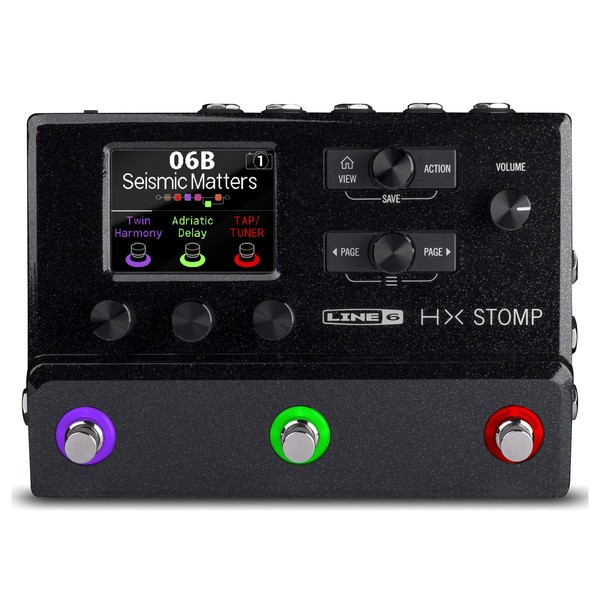 Line 6 Helix HX Stomp Multi-Effects Pedal