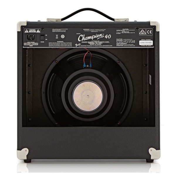 Fender Champion 40 Combo w/ Effects