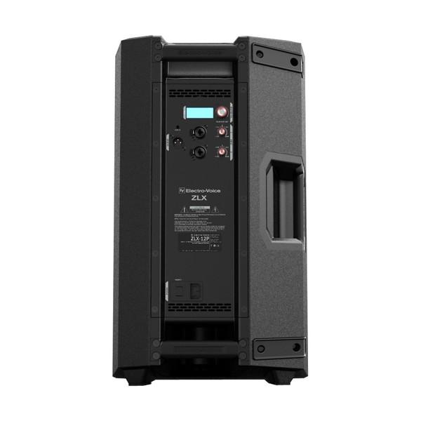 Electro-Voice ZLX-12P 12'' Active 2-Way Loudspeaker, Rear Panel