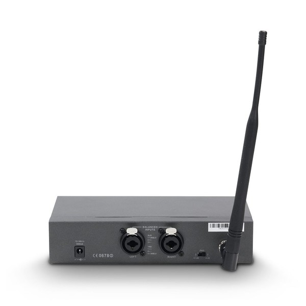 LD Systems MEI 1000 G2 Transmitter Back