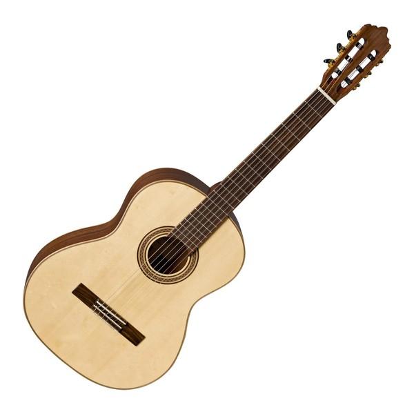 La Mancha Rubinito CM/63 7/8 Classical Acoustic Guitar, natural