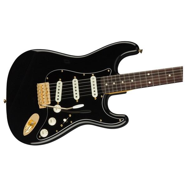 Fender MIJ Midnight Traditional 60s Stratocaster Right