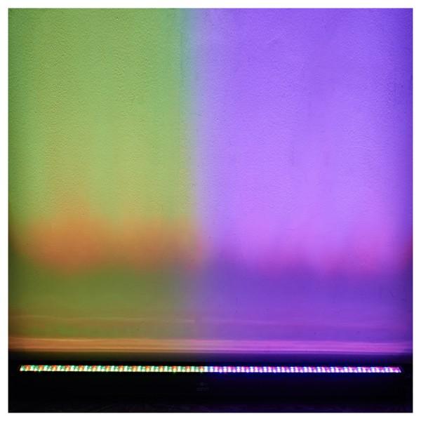 Galaxy 252 x 10mm LED Wall Wash Light Bar by Gear4music