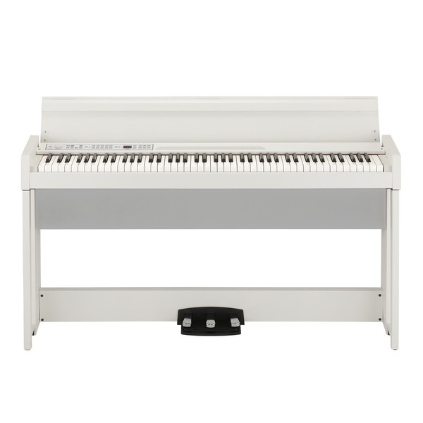 Korg C1 Digital Piano Front