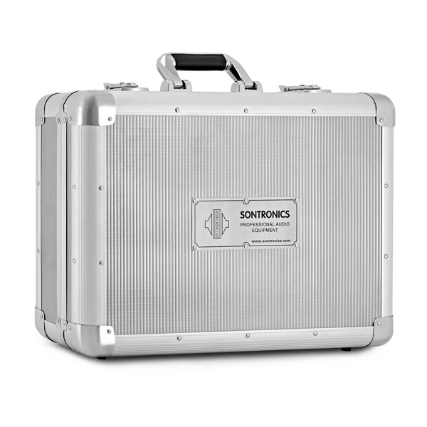 Sontronics MERCURY Vintage Edition Mic & Vintage Mullard Vacuum Tube case