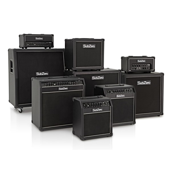 subzero sa 60 guitar amp at gear4music. Black Bedroom Furniture Sets. Home Design Ideas