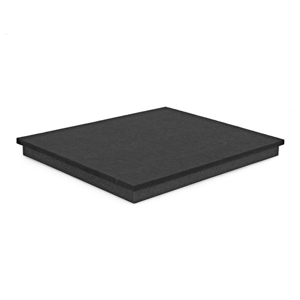 AcouFoam Speaker Cabinet Isolation Pad by Gear4music, Large