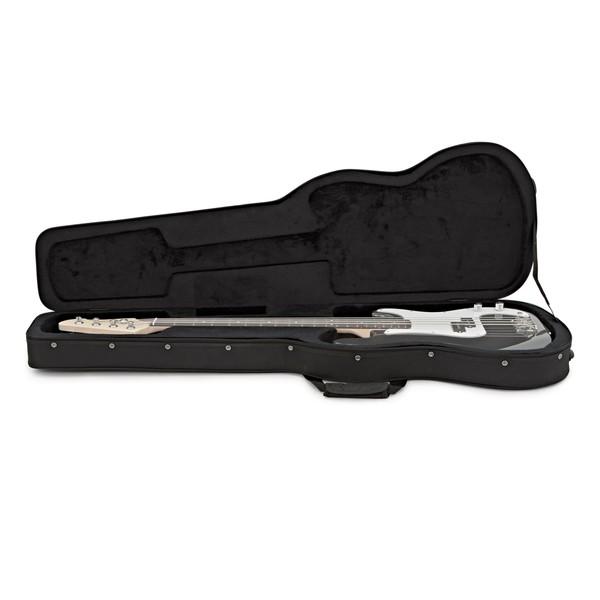 Bass Guitar Foam Case by Gear4music