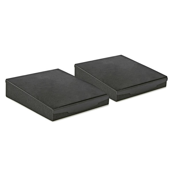 AcouFoam 6M Studio Monitor Isolation Pads by Gear4music, Pair