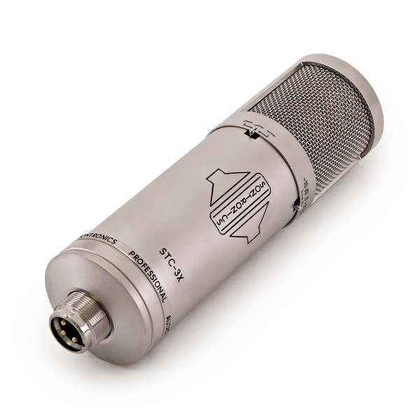 Sontronics STC-3X Condenser Microphone Pack, Silver