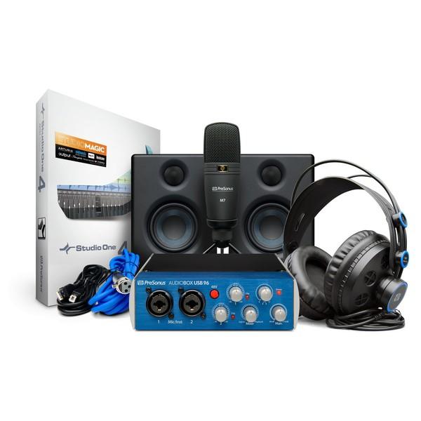 PreSonus AudioBox Ultimate Bundle - Main