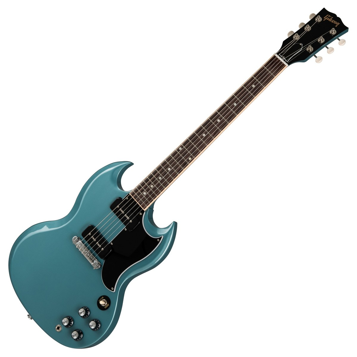 disc gibson sg special 2019 faded pelham blue at gear4music. Black Bedroom Furniture Sets. Home Design Ideas
