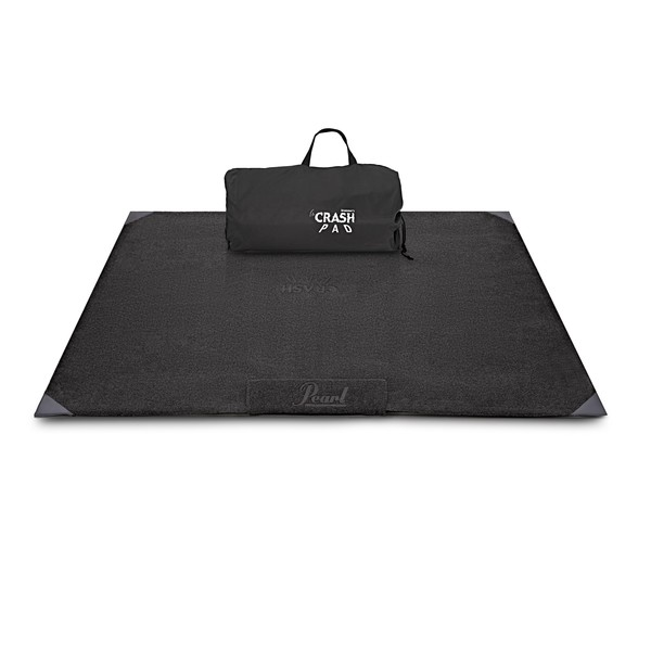 Pearl Non Slip Crash Pad Drum Mat With Carry Case