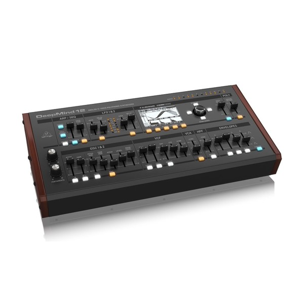 Behringer Deepmin 12D desktop Synth