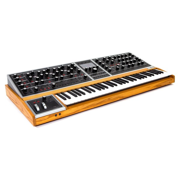 ONE Polyphonic Analog Synthesizer, 8-Voice - Angled