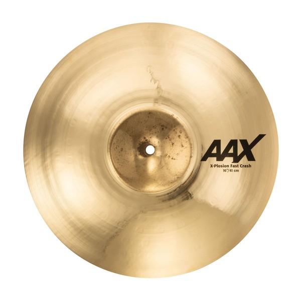 Sabian AAX 16'' X-Plosion Fast Crash Cymbal, Brilliant Finish  Main Image