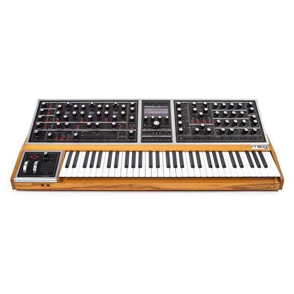 Moog ONE Polyphonic Analog Synthesizer, 16-Voice - Top
