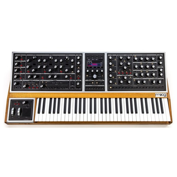 ONE Polyphonic Analog Synthesizer, 16-Voice - Top