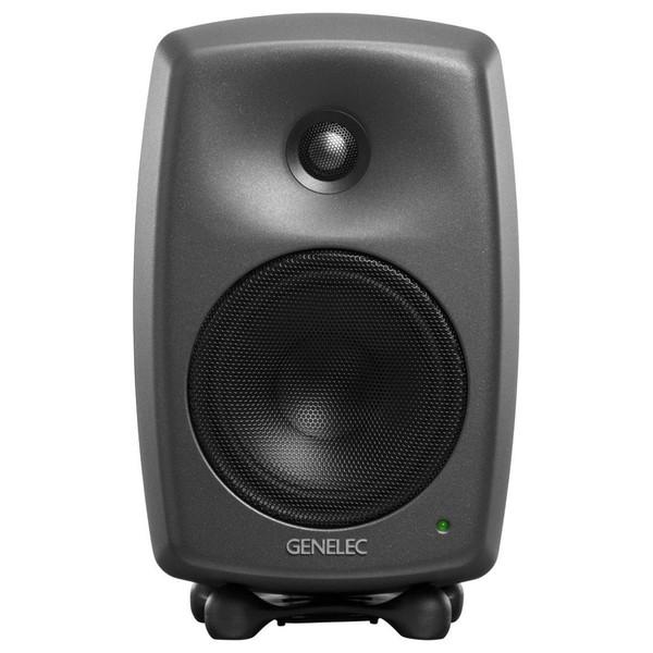 Genelec 8030CPM Active Studio Monitor, Single - Front