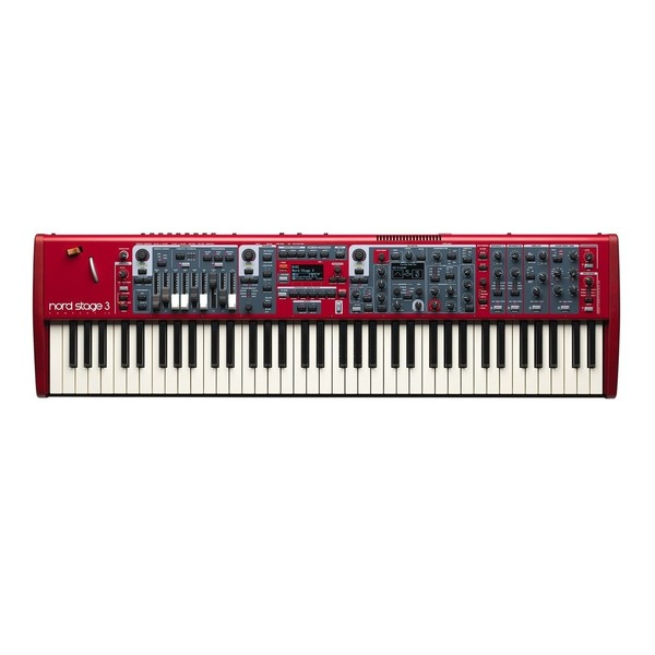 Nord Stage 3 Compact Digital Piano - Top