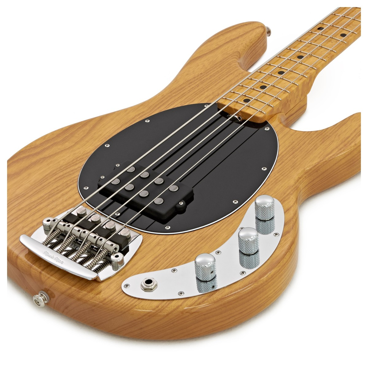 music man stingray 4 bass mn classic natural at gear4music. Black Bedroom Furniture Sets. Home Design Ideas