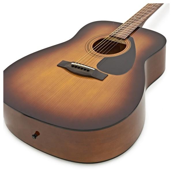 Yamaha F310 Acoustic Guitar, Tobacco Brown Sunburst