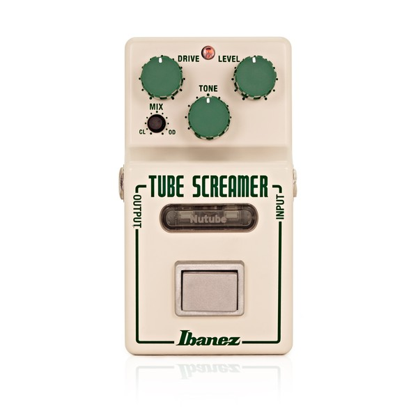 Ibanez NTS Tubescreamer NuTube Overdrive at Gear4music