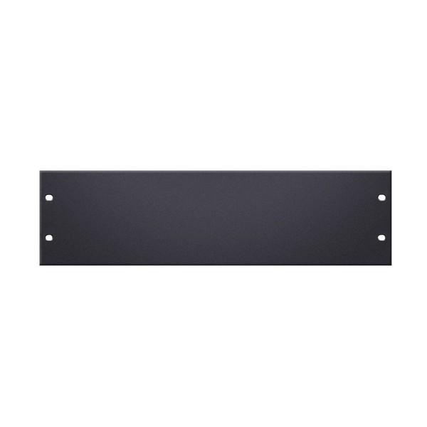 Adam Hall 19'' Aluminium Flat Rack Panel, 3U