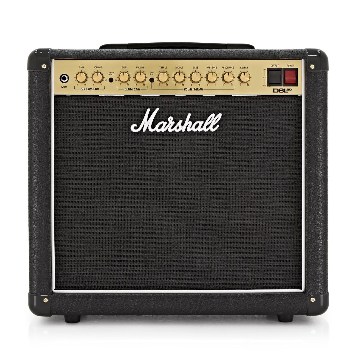 Marshall DSL20CR 20W 1x12 Valve Combo w/ Reverb