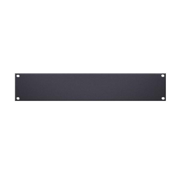 Adam Hall 19'' Aluminium Flat Rack Panel, 2U