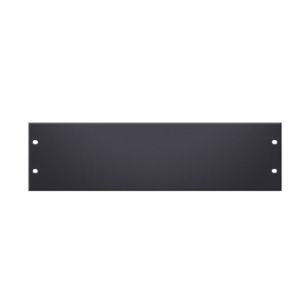 Adam Hall 19'' Aluminium Flat Rack Panel, 3U