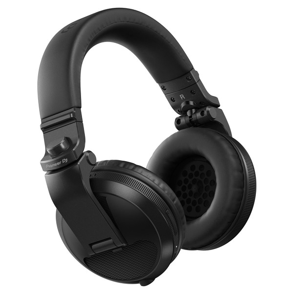 Pioneer HDJ-X5BT Bluetooth DJ Headphones, Black - Main