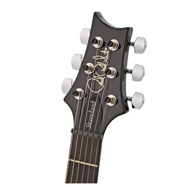 PRS S2 Standard 22, Black w/ Bird Inlays