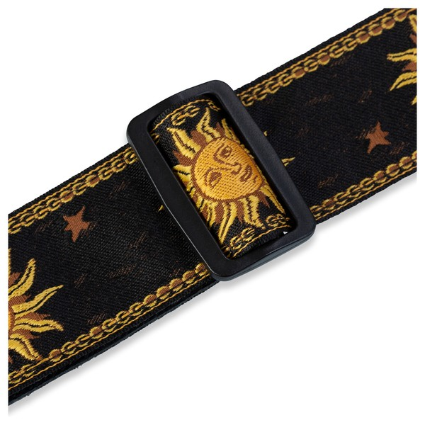 Levy's Jacquard Sun Polyester Strap, Black Middle