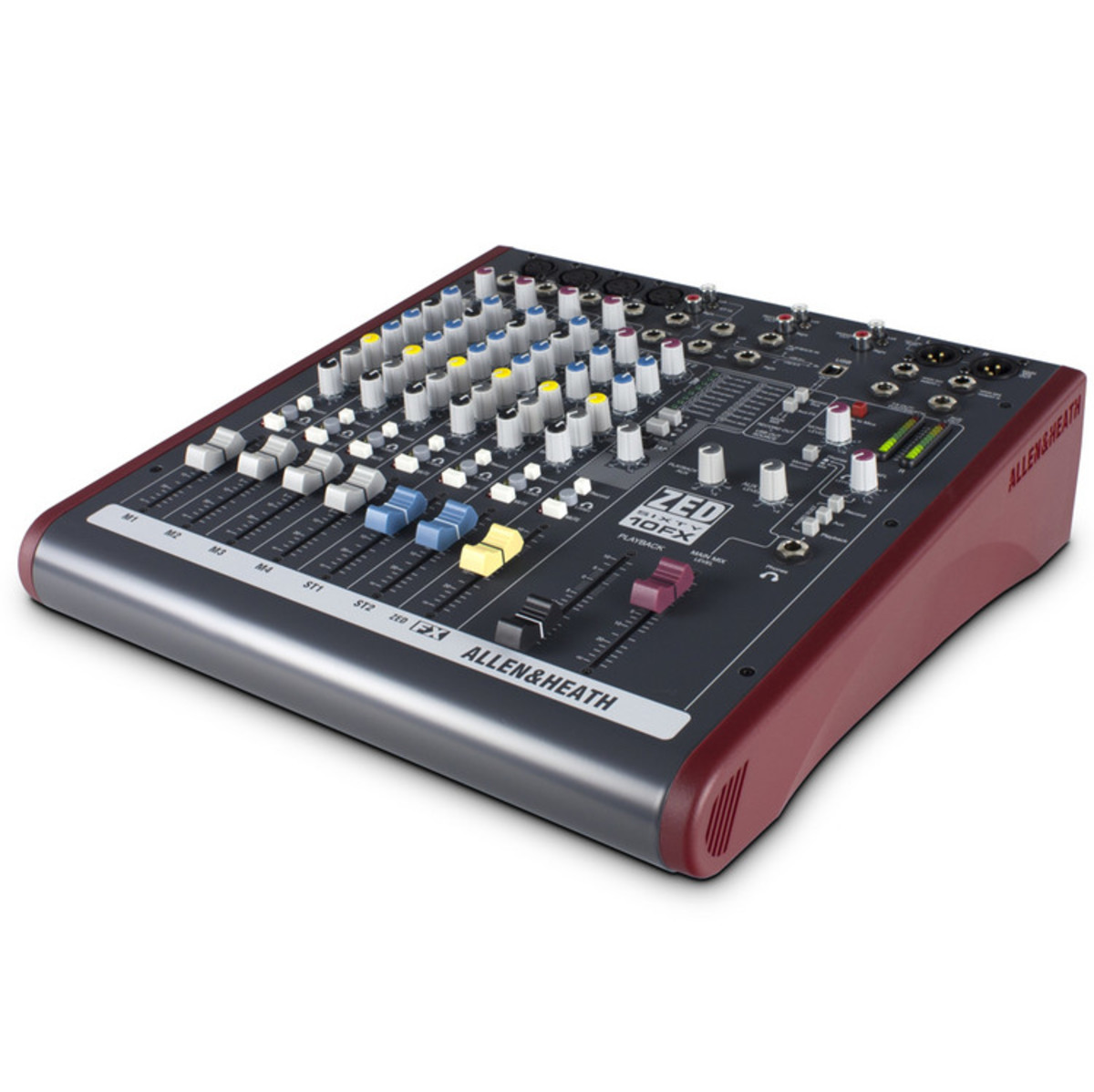 allen and heath zed60 10fx analog mixer with usb b stock at gear4music. Black Bedroom Furniture Sets. Home Design Ideas