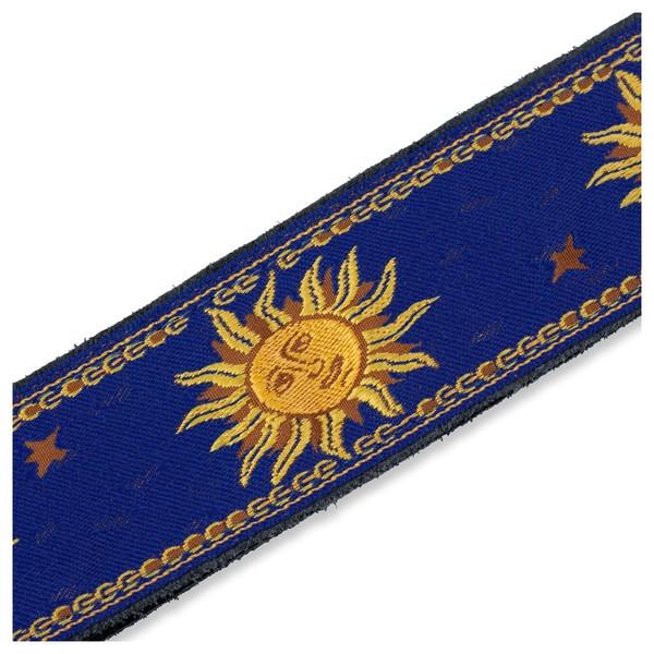 Levy's Jacquard Sun Polyester Strap, Blue Pattern