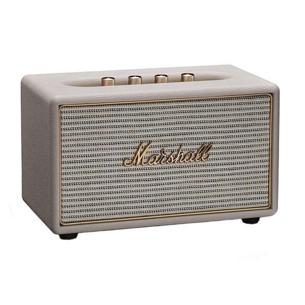 Marshall Acton Multi Room Speaker, Cream