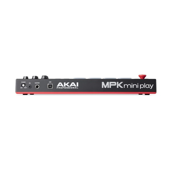 Akai MPK Mini Play Rear panel