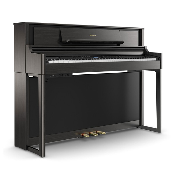 Roland LX705 Digital Piano, Charcoal Black