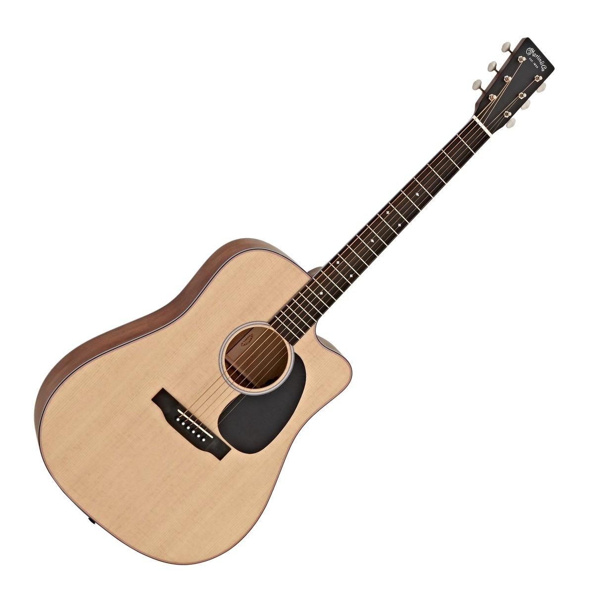 martin dc 16e electric acoustic guitar gear4music. Black Bedroom Furniture Sets. Home Design Ideas